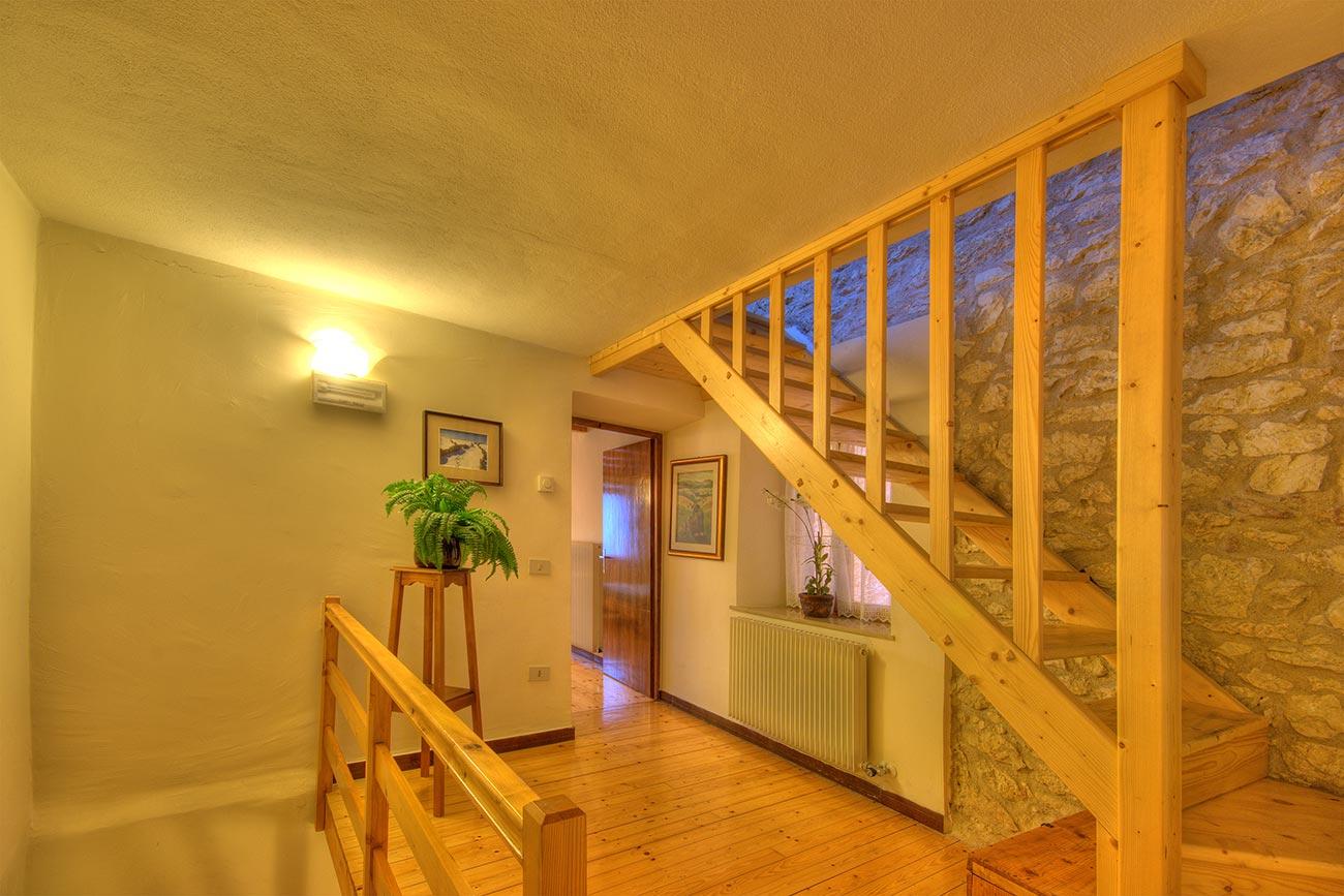 I due appartamenti con vista a mezzaselva sull 39 altopiano for Appartamenti asiago