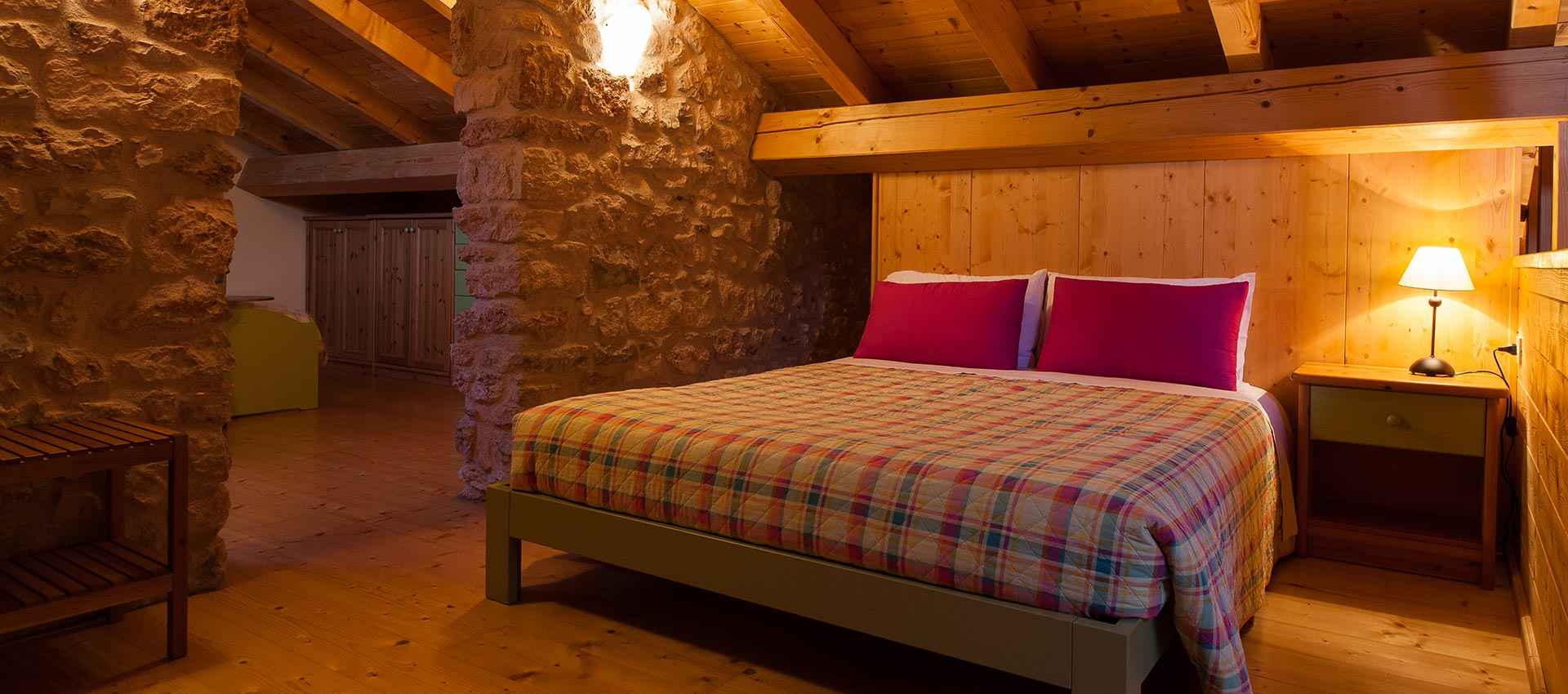 Il Bed and Breakfast a Mezzaselva