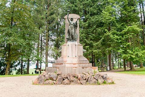 Parco Brigata Regina di Asiago