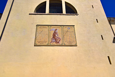 Meridiana del Duomo di Asiago