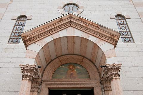Chiesetta di San Rocco in corso IV Novembre
