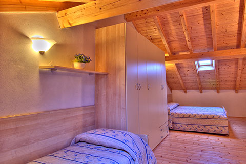 The attic room for your dreams
